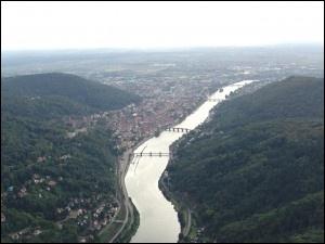 Tragschrauber-Flugrevier Heidelberg